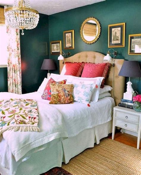 55 comfy eclectic master bedroom decor ideas and remodel