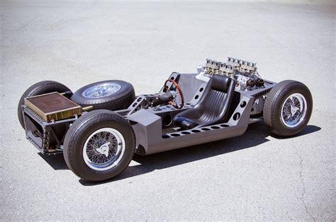 1965 Lamborghini Miura P400 Prototype Chassis