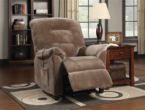 serta lift chair dealers coaster recliners casual power lift recliner with brown