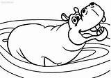 Hippo Coloring Pages Hippopotamus Cartoon Printable Drawing Colouring Cool2bkids Animal Sheets Template Outline Hungry Getdrawings Animals Sketch Face Leave Drawings sketch template