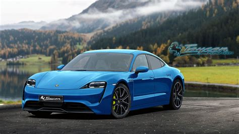 Porsche Picture by Here S What The Production Porsche Taycan Could Look Like