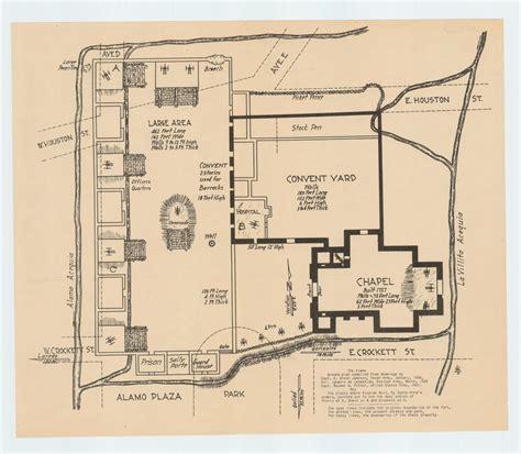 alamo  portal  texas history