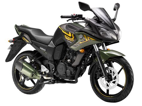 Yamaha FZ-S and Fazer special editions launched - Autocar ...