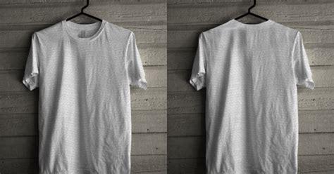 shirt hanging mockup cdr