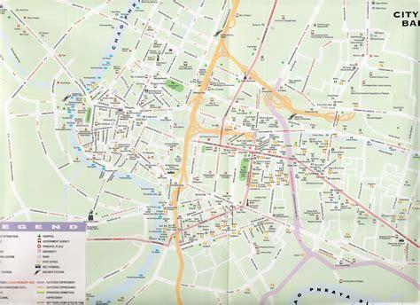 wwwmappinet maps  cities bangkok
