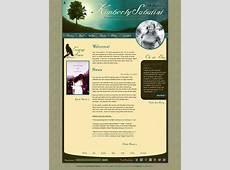 Website Design for YA Author Kimberly Sabatini Swank Web