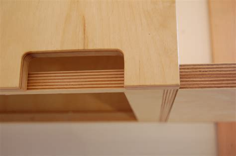 Cabinets  Custom plywood beauties   ADU: A Design Undertaking