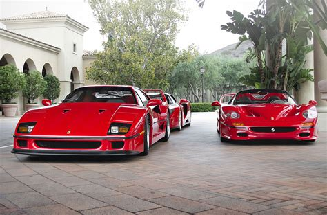Fileferrari F40, F50, And Enzo (9412184970)jpg