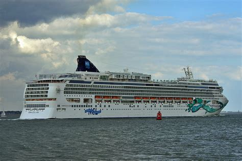 Norwegian cruise ship jade