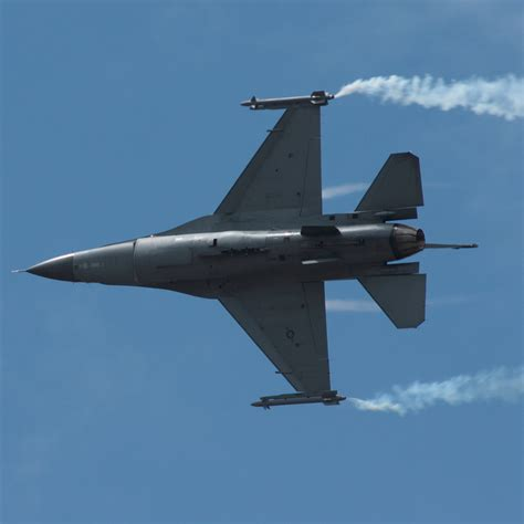 F16 Military Fighter Jet