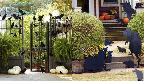 Des Diy Pour Décorer Votre Jardin Pour Halloween