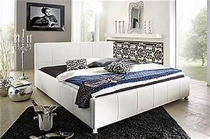 Bett 160x200 Günstig : bett 160x200 cm g nstig kaufen doppelbetten von sam ~ Frokenaadalensverden.com Haus und Dekorationen
