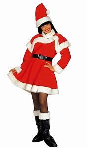 Déguisement Mère Noel Femme : deguisement mere no l d guisement adulte ruedelafete ~ Melissatoandfro.com Idées de Décoration