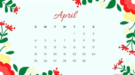april  calendar hd wallpapers   calendar