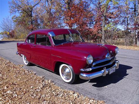 1953 Kaiser Henry J 2 Door Fastback 137969