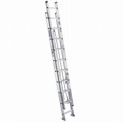 Ladder Extension Werner Aluminum Ladders Ft D1520