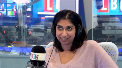 Tory MP Suella Braverman says the naughtiest thing she's ...