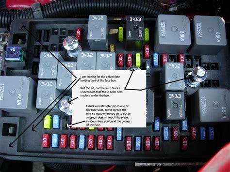 01 Chevy Truck Fuse Box by Wrg 0325 2001 Silverado Fuse Link Diagrams