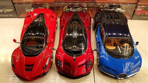 Bugatti chiron vs supercars at highlands. LAFERRARI vs. BUGATTI CHIRON vs. PAGANI HUAYRA 1:18 - YouTube