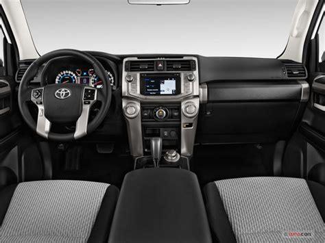 toyota 4runner interior 2016 toyota 4runner interior u s news world report