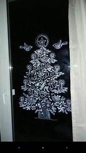 Bine Brändle Vorlagenmappe : diy opulente weihnachtliche fensterdeko mit kreidemarker ~ Lizthompson.info Haus und Dekorationen