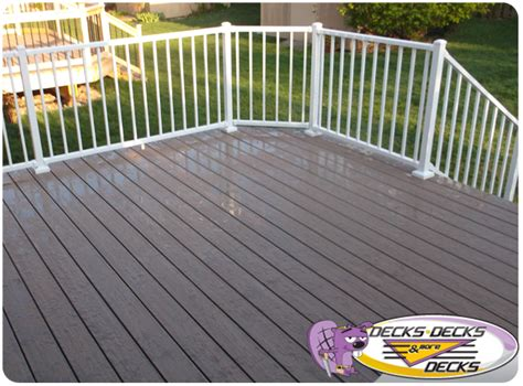 who owns the deck company low maintenance photo gallery decks decks and more