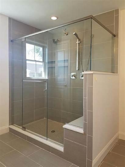 Shower Frameless Enclosure Enclosures Semi Framed Custom