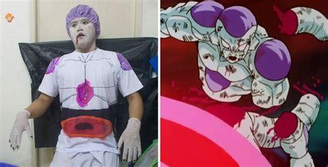 cospobre  tailandes dos cosplays hilarios ataca
