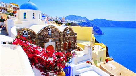greece desktop wallpapers  wallpaper nice places