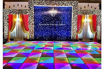 Reception Backdrops Elegant Decorations Trending Marriagecolours