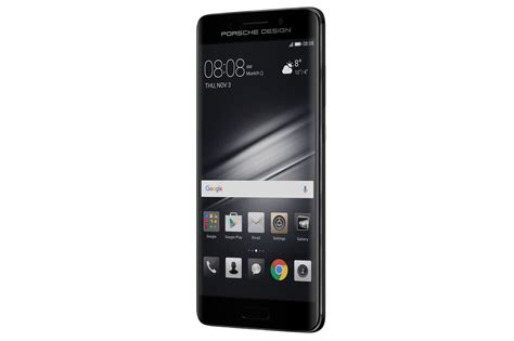 porsche design mate 9 huawei and porsche have launched a limited edition mate 9