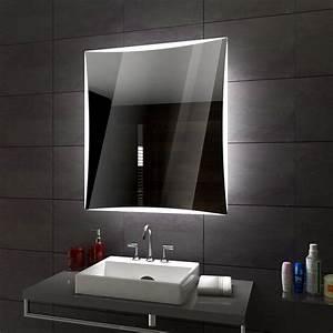 Spiegel Bad Led : lisbon badspiegel mit led beleuchtung wandspiegel badezimmerspiegel nach mass ebay ~ A.2002-acura-tl-radio.info Haus und Dekorationen