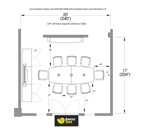 conference room planning guide ambience dore