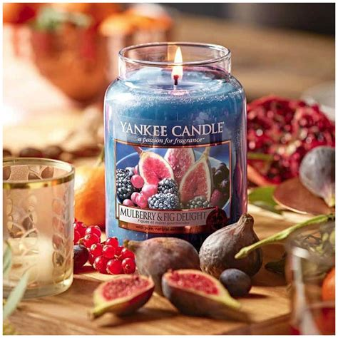 candele profumate yankee candle italia mulberry fig delight giara grande yankee candle