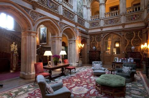 Travel  Highclere Castle  The Enchanted Manor