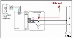 Double Pole Thermostat Wiring In Watt Volt Electric Baseboard Heater In White 240v Double Pole