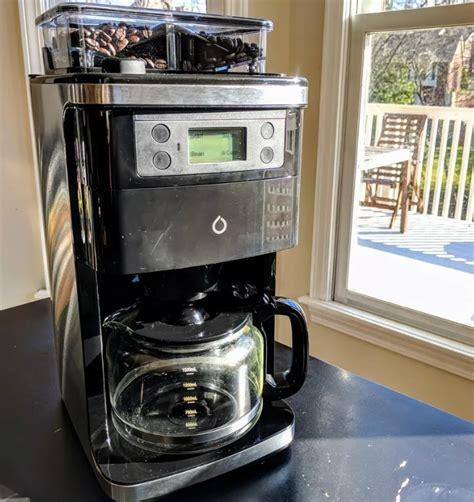 Integrated grinder, enjoy fresh coffee grinding, instant grinding, prevent moisture absorption and. Best Coffee Makers With Grinder Test 2020 6 Best Coffee Makers With Grinder Test 2020 in 2020 ...