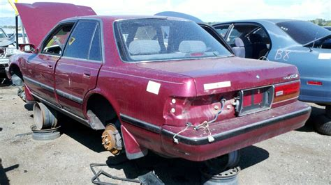 how it works cars 1992 toyota cressida seat position control junkyard find 1992 toyota cressida the truth about cars