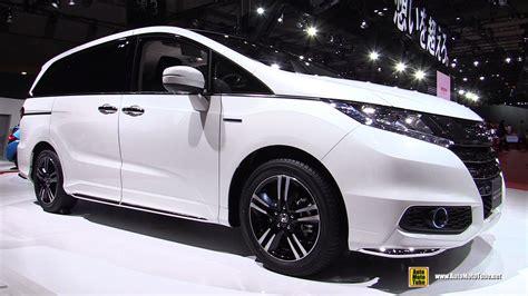 2016 Honda Odyssey Sport Hybrid