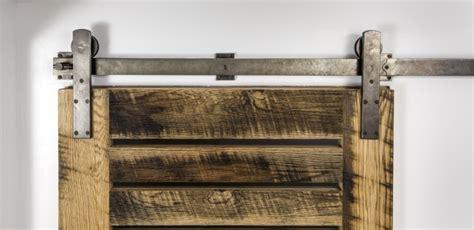 Barn Door Hardware Kits From Designer Finishes, Custom