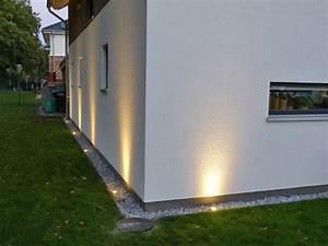 Spritzschutz Ums Haus Wie Tief : gartengestaltung restarbeiten zaun kiesbett mit beleuchtung hochbeet suckf ll bautagebuch ~ Eleganceandgraceweddings.com Haus und Dekorationen