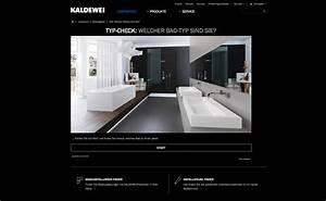 Bad Design Online : shk profi themen bad design unternehmen markt kaldewei tool zur kundenberatung ~ Markanthonyermac.com Haus und Dekorationen