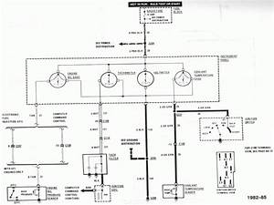 1985 Chevrolet Corvette Wiring Schematic