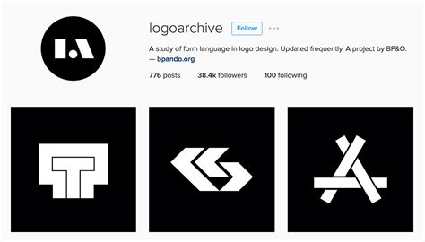 Logo Design Inspiration: 10 Sites To Check Out Every ...