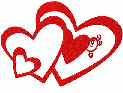 Valentines Hearts Double Clipart Downloads