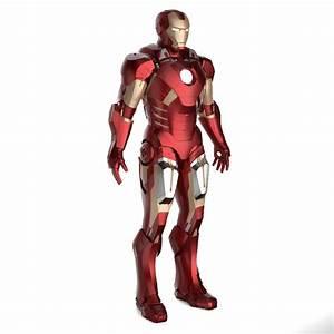 Gallery For > Iron Man Full Body Armor