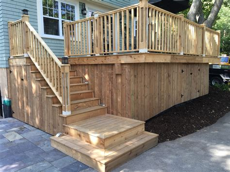 construction decks green ideas landscaping halifax company