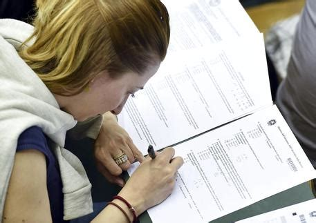 Università Psicologia Torino Test Ingresso by Universit 224 Torino Partono Test Ingresso Piemonte Ansa It