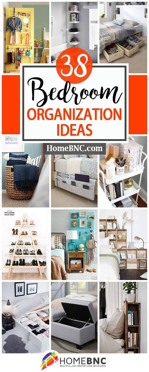 Organization Ideas For Bedrooms by Best 25 Bedroom Organization Ideas On Room