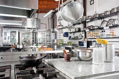 cuisine professionnel le matériel indispensable le